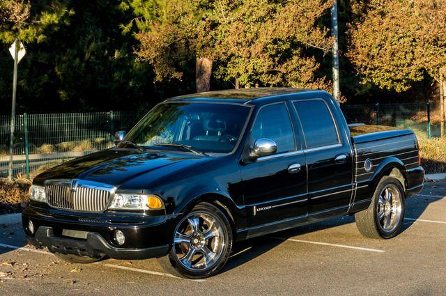 2002 Lincoln Blackwood Reseda, CA 38