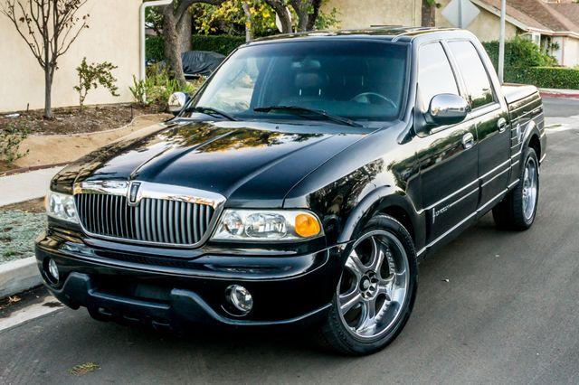 2002 Lincoln Blackwood Reseda, CA 45