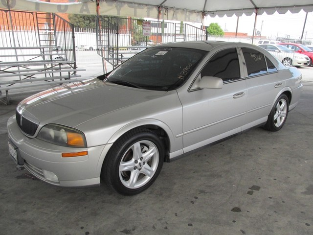 2002 Lincoln LS wBase Pkg Please call or e-mail to check availability All of our vehicles are a
