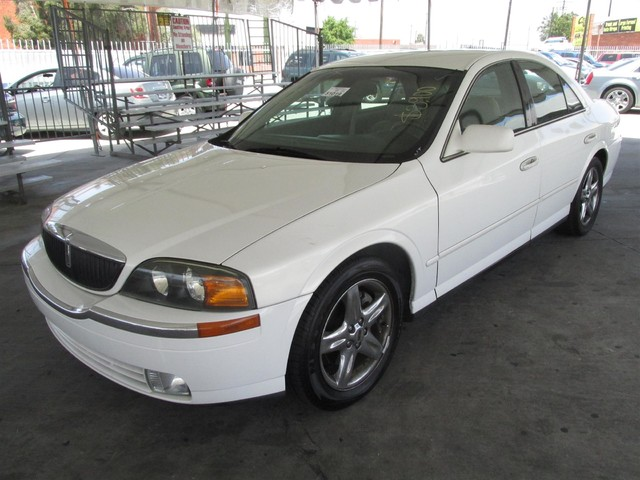 2002 Lincoln LS wBase Pkg Please call or e-mail to check availability All of our vehicles are