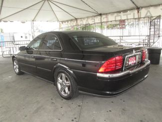 2002 Lincoln LS w/Base Pkg Gardena, California 1