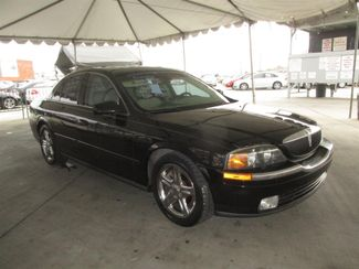 2002 Lincoln LS w/Base Pkg Gardena, California 3