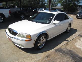 2002 Lincoln LS w/Premium Pkg Houston, Mississippi