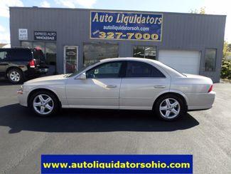 2002 Lincoln LS w/Base Pkg | North Ridgeville, Ohio | Auto Liquidators in North Ridgeville Ohio