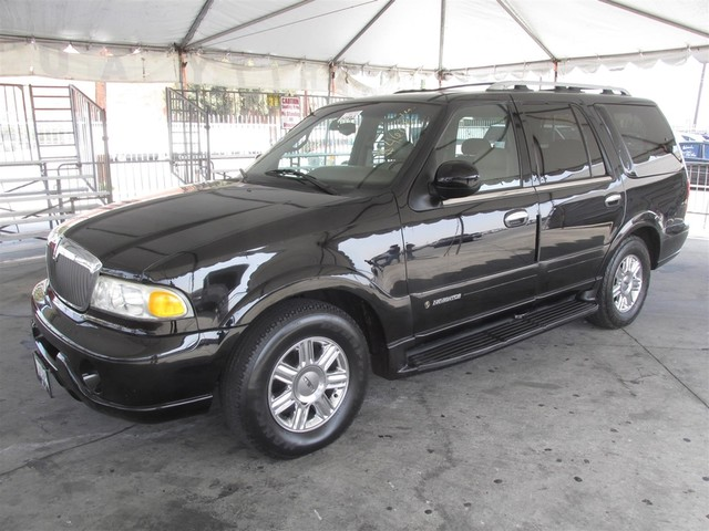 2002 Lincoln Navigator This particular Vehicle comes with 3rd Row Seat Please call or e-mail to c
