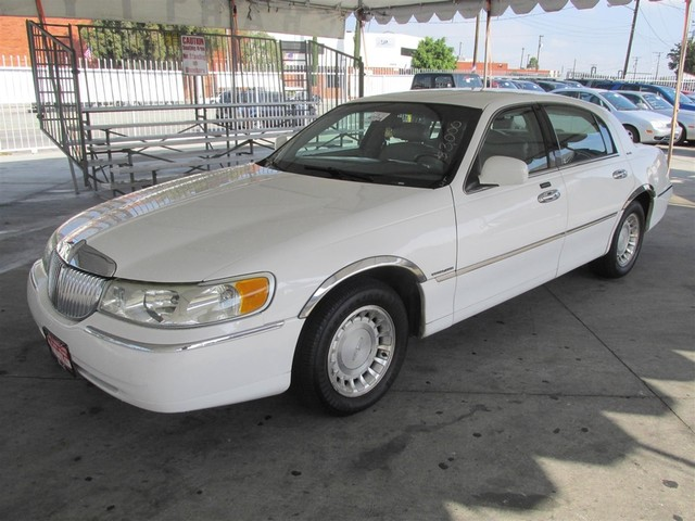 2002 Lincoln Town Car Executive Please call or e-mail to check availability All of our vehicles