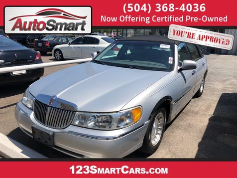 2002 Lincoln Town Car Executive w/Livery Pkg in Harvey, LA