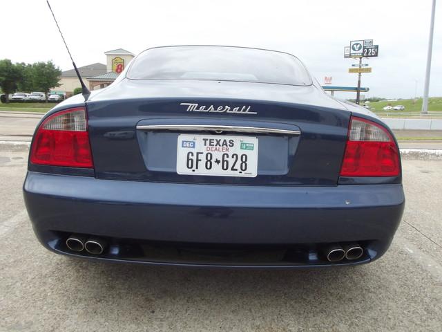 2002 Maserati Arlington, Texas 7