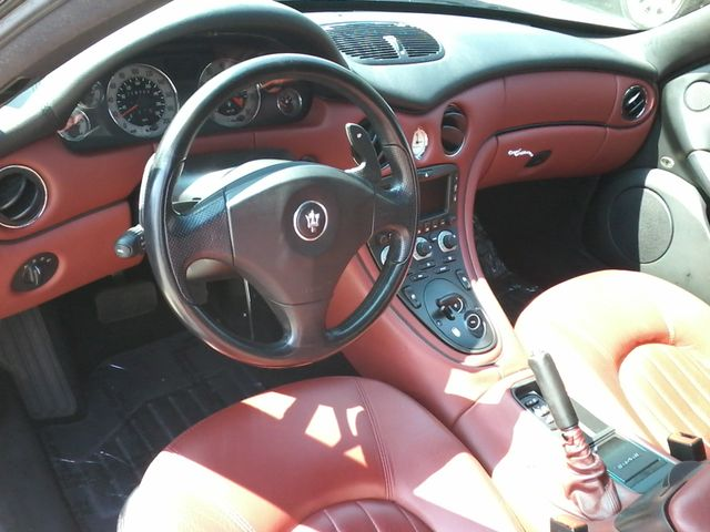 2002 Maserati Cambiocra  2+2 Grand Tourer GT San Antonio, Texas 17
