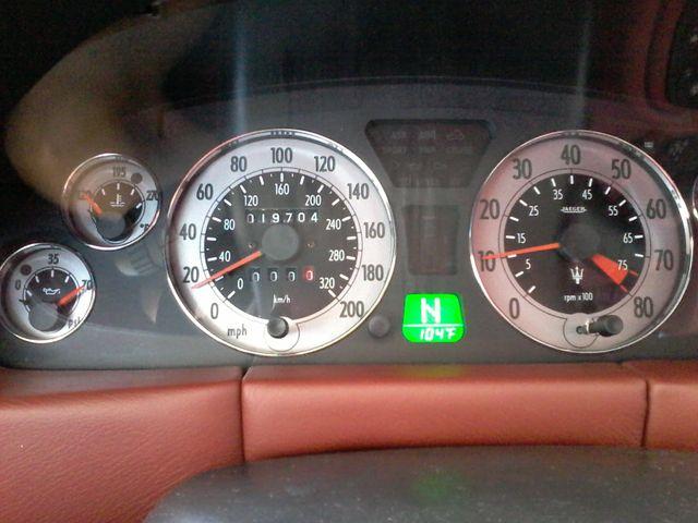 2002 Maserati Cambiocra  2+2 Grand Tourer GT San Antonio, Texas 18