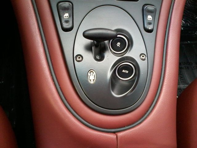 2002 Maserati Cambiocra  2+2 Grand Tourer GT San Antonio, Texas 22