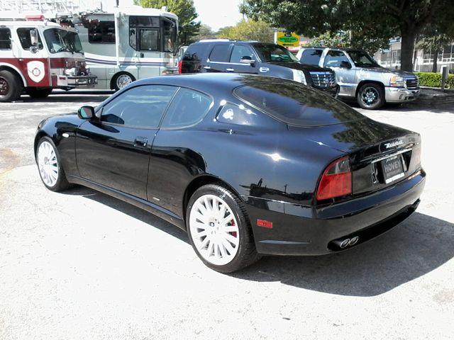 2002 Maserati Cambiocra  2+2 Grand Tourer GT San Antonio, Texas 3