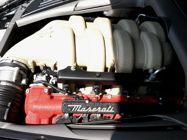 2002 Maserati Cambiocra  2+2 Grand Tourer GT San Antonio, Texas 34