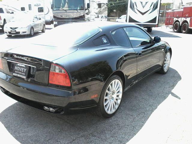 2002 Maserati Cambiocra  2+2 Grand Tourer GT San Antonio, Texas 5