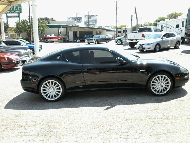 2002 Maserati Cambiocra  2+2 Grand Tourer GT San Antonio, Texas 6