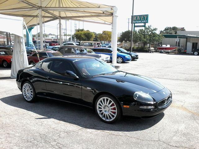 2002 Maserati Cambiocra  2+2 Grand Tourer GT San Antonio, Texas 7