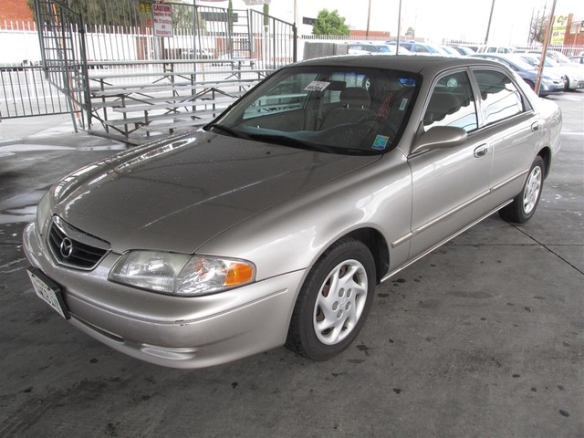 2002 Mazda 626 ES Please call or e-mail to check availability All of our vehicles are available