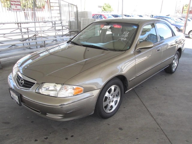 2002 Mazda 626 LX Please call or e-mail to check availability All of our vehicles are available