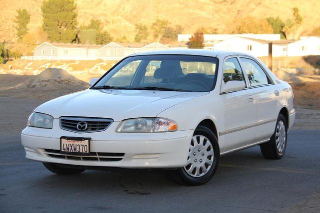 2002 Mazda 626 LX Santa Clarita, CA 4
