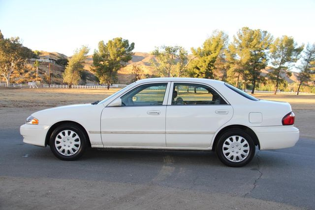 2002 Mazda 626 LX Santa Clarita, CA 11