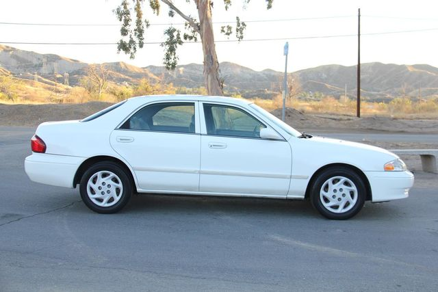 2002 Mazda 626 LX Santa Clarita, CA 12