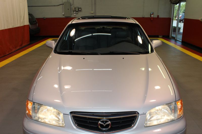 2002 Mazda 626 ES  city Illinois  Ardmore Auto Sales  in West Chicago, Illinois