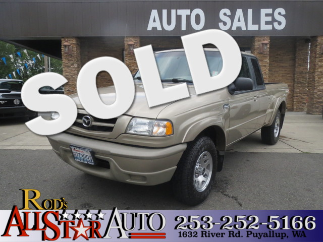 2002 Mazda B3000 DS The CARFAX Buy Back Guarantee that comes with this vehicle means that you can