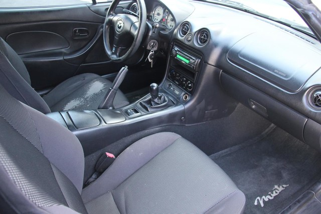 2002 Mazda MX-5 Miata Cloth Santa Clarita, CA 8