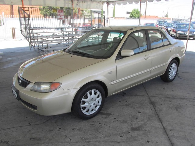 2002 Mazda Protege LX Please call or e-mail to check availability All of our vehicles are avail