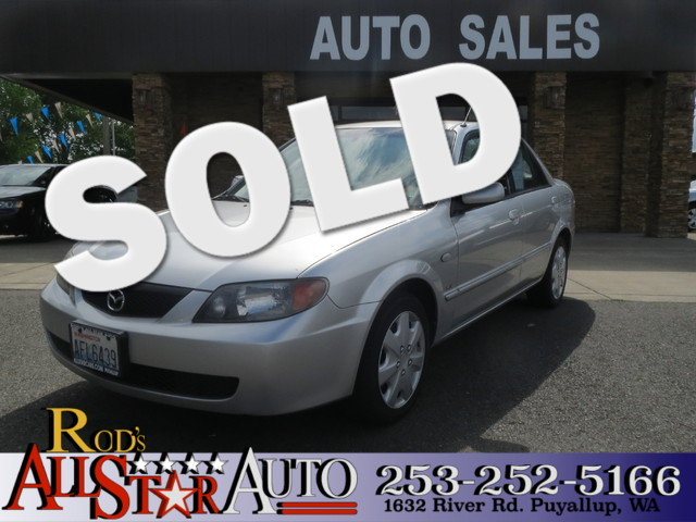 2002 Mazda Protege LX The CARFAX Buy Back Guarantee that comes with this vehicle means that you ca
