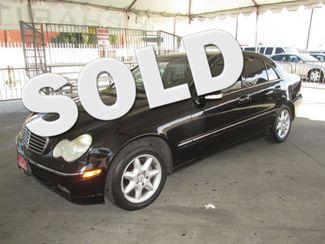 2002 Mercedes-Benz C240 Gardena, California
