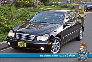 2002 Mercedes-Benz C240 SEDAN ONLY 45K ORIGINAL MLS AUTOMATIC ALLOY WHLS 1-OWNER Woodland Hills, CA