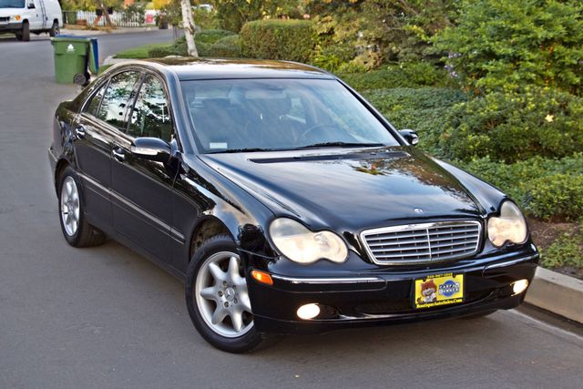 2002 Mercedes-Benz C240 SEDAN ONLY 45K ORIGINAL MLS AUTOMATIC ALLOY WHLS 1-OWNER Woodland Hills, CA 32