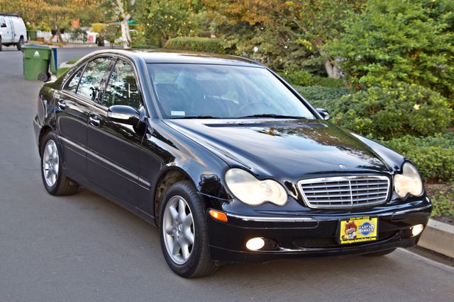 2002 Mercedes-Benz C240 SEDAN ONLY 45K ORIGINAL MLS AUTOMATIC ALLOY WHLS 1-OWNER Woodland Hills, CA 11