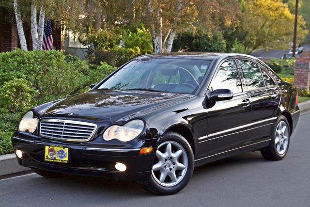 2002 Mercedes-Benz C240 SEDAN ONLY 45K ORIGINAL MLS AUTOMATIC ALLOY WHLS 1-OWNER Woodland Hills, CA 3