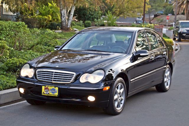 2002 Mercedes-Benz C240 SEDAN ONLY 45K ORIGINAL MLS AUTOMATIC ALLOY WHLS 1-OWNER Woodland Hills, CA 13