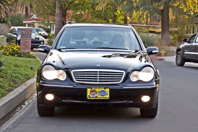 2002 Mercedes-Benz C240 SEDAN ONLY 45K ORIGINAL MLS AUTOMATIC ALLOY WHLS 1-OWNER Woodland Hills, CA 12