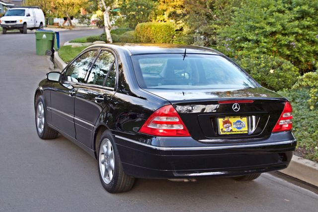 2002 Mercedes-Benz C240 SEDAN ONLY 45K ORIGINAL MLS AUTOMATIC ALLOY WHLS 1-OWNER Woodland Hills, CA 5