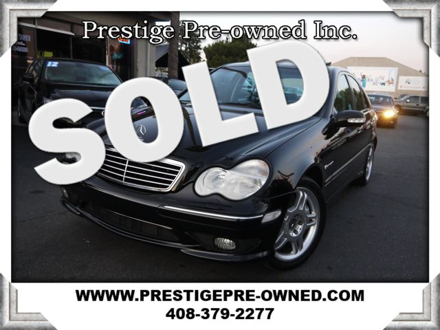 2002 Mercedes-Benz C32 AMG  in Campbell CA