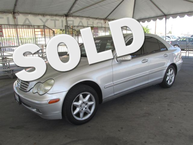 2002 Mercedes C320 Please call or e-mail to check availability All of our vehicles are availabl