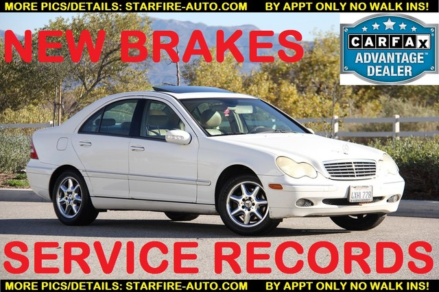 ca benz c en for used service mercedes in sale class