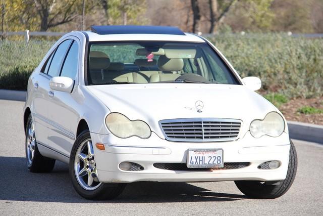 2002 Mercedes-Benz C320 Santa Clarita, CA 1