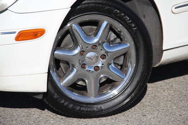 2002 Mercedes-Benz C320 Santa Clarita, CA 25