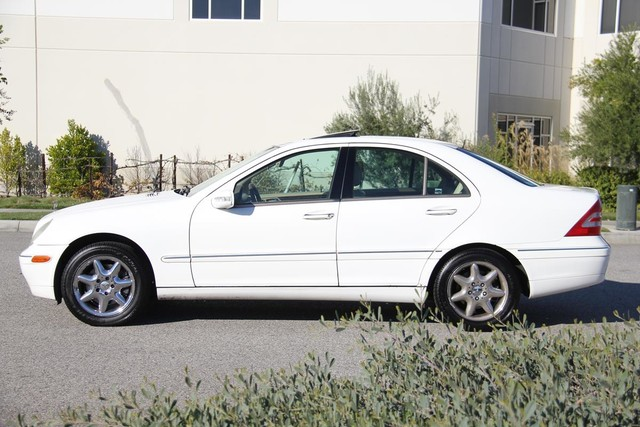 2002 Mercedes-Benz C320 Santa Clarita, CA 12