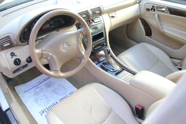 2002 Mercedes-Benz C320 Santa Clarita, CA 8
