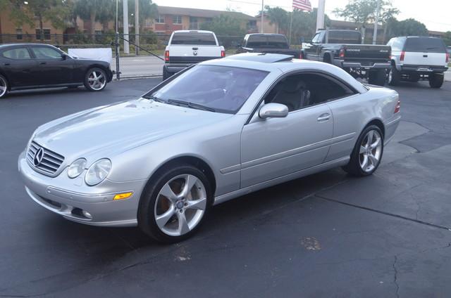 2002 Mercedes Benz Cl Class