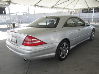 2002 Mercedes-Benz CL600 Gardena, California 2