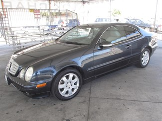 2002 Mercedes-Benz CLK320 Gardena, California
