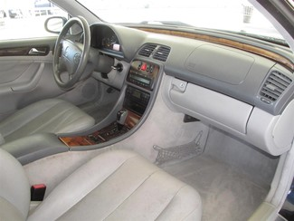 2002 Mercedes-Benz CLK320 Gardena, California 8