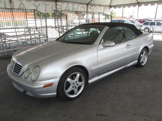 2002 Mercedes-Benz CLK430 Gardena, California